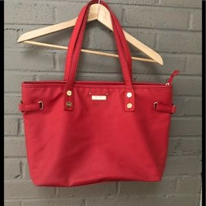 Marc Fisher  Red tote